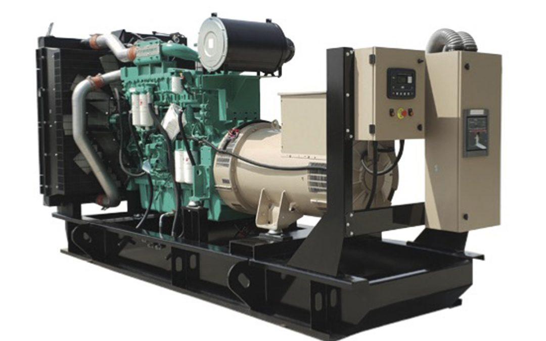Ghaddar Generator CT900 – CT1000S (50 Hz) powered by Cummins