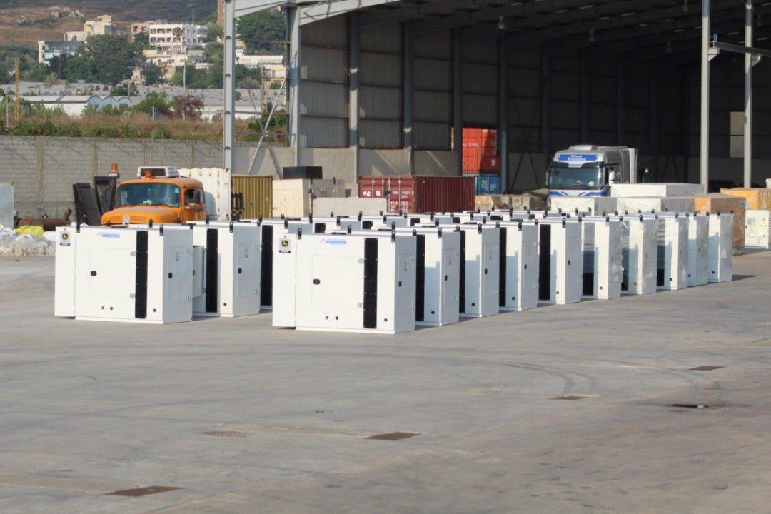 Ghaddar John Deere Generators Powering Telecoms